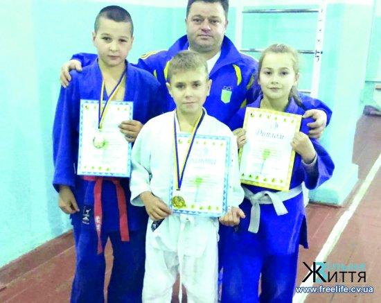 Відбувся відкритий чемпіонат України з боротьби дзюдо