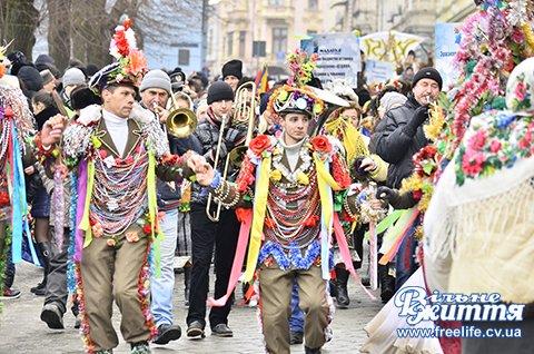 14 січня у Кіцмані відбудеться районний огляд-конкурс Маланок