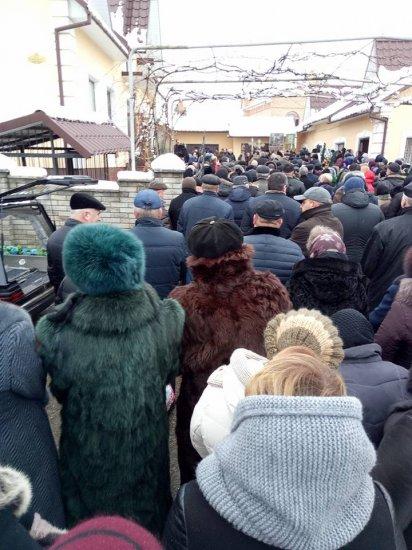 Сьогодні, 5 грудня, відбувся похорон І.В.Друцула