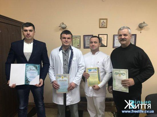Медики Кіцманської ЦРЛ взяли участь у спартакіаді працівників системи охорони здоров'я Буковини