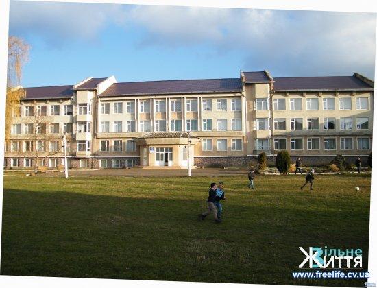 Драчинський ЗНЗ І-ІІІ таки буде опорною школою