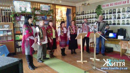Святковий концерт до Дня святого Миколая в Ошихлібах