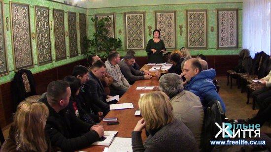 Мамаївська ОТГ затвердила план розвитку на наступний ірк