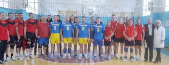 Завершився волейбольний чемпіонат району
