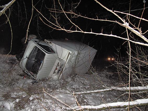 В ДТП біля Лашківки постраждали працівники