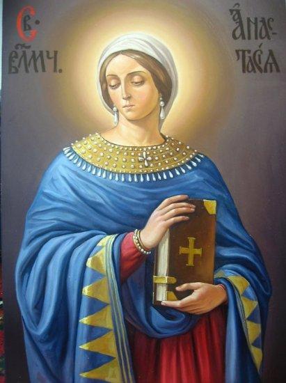 4 січня православні вшановують Анастасію