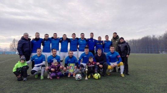 ФК «Іванківці» - переможець «Кубку Буковинських зірок»