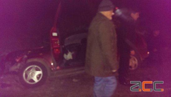 У ДТП в Чорториї четверо постраждалих