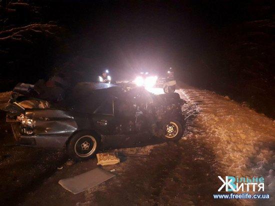 Біля Лашківки ввечері сталася смертельна ДТП (фото)