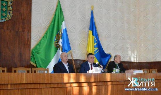Учасники антитерористичної операції Кіцманщини знову  наголошують на проблемі з виділенням ділянок