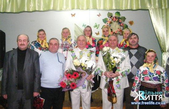 У Малятинцях відбувся благодійний концерт за участі дуету «А ми удвох»