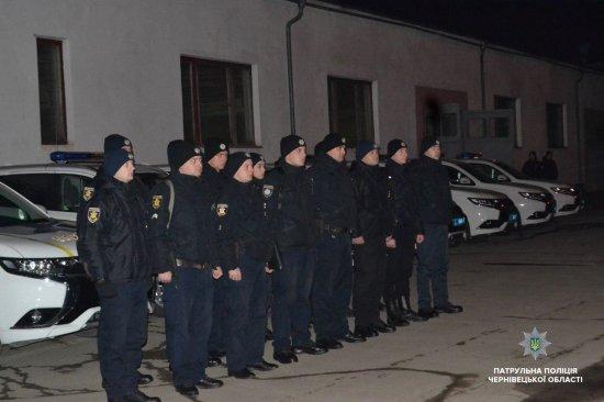 На Буковині поліція розпочала патрулювати дороги загального користування