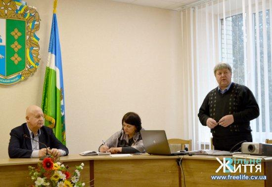Відбулось засідання робочої групи з виявлення вільних земельних ділянок в Кіцманському районі