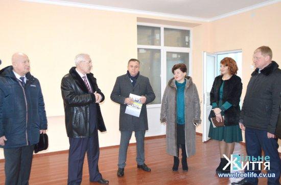 У Киселівській і Шишківській школах оновлено  покрівлі, а в Ошихлібах відремонтовано дитсадок