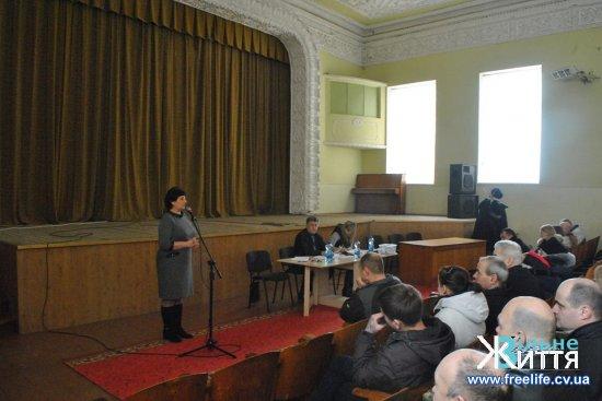 У Мамаївцях з громадою обговорювали медичну реформу і благоустрій