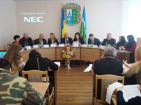Відбулося засідання колегіі Кіцманської РДА