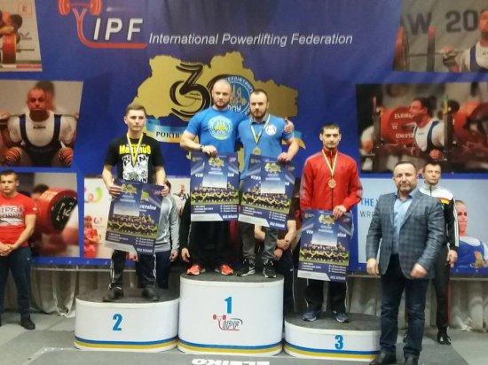 Срібло Чемпіонату  України виборов спортсмен з Реваківців