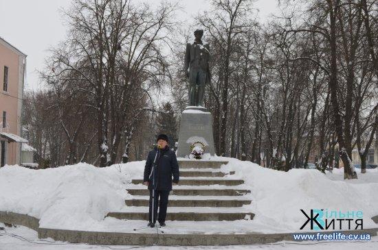 У Кіцмані пройшли урочистості з нагоди 69-ї річниці від дня народження В.Івасюка