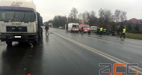 Cмертельна ДТП в Новому Киселеві (Фото)