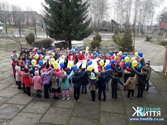 В Іванківцях відбулися заходи з нагоди Дня українського добровольця