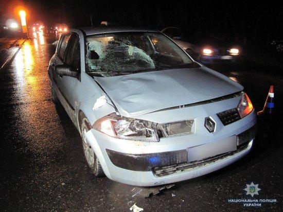 Смертельна ДТП в Оршівцях. Під колесами автомобіля загинула пенсіонерка