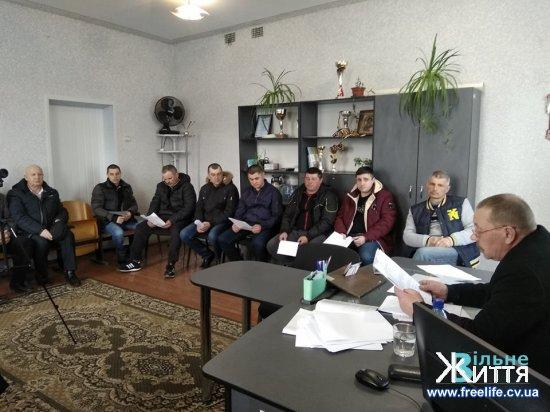 Лашківські депутати прийняли рішення приєднатися до Кіцманської ОТГ