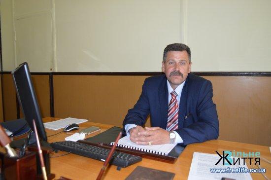 У Кіцманському районі новий керівник освітньої галузі