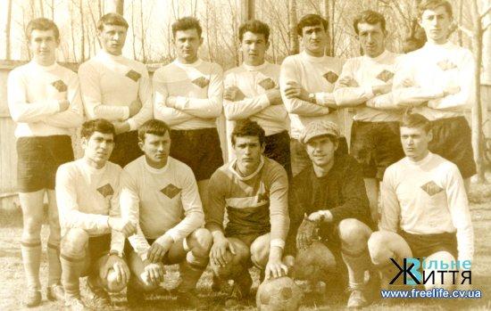 Вони приносили славу ошихлібському футболу
