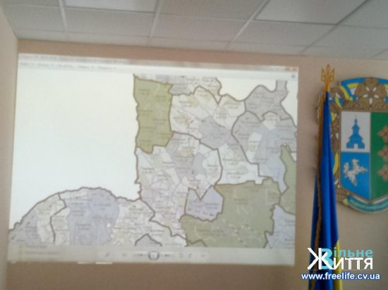 Чи  збережуться межі Кіцманського району після створення ОТГ? (відео)