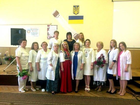 Медичні сестри Кіцманщини приймали вітання з професійним святом