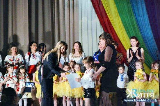 Відбувся районний фестиваль дитячої творчості «Буковинські намистинки»