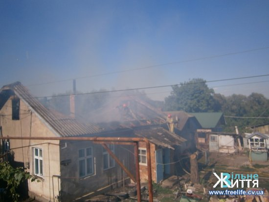 У Малятинцях збирають гроші на відновлення будинку після пожежі