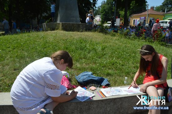 День захисту дітей у Кіцмані пройшов насичено та яскраво