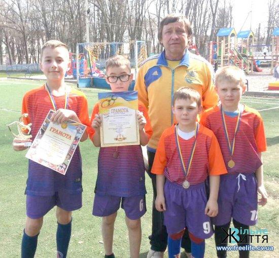 Юні кіцманчани перемогли у міні-футболі