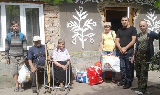 Плідна праця Кіцманських волонтерів