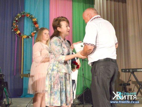 Урочистості з нагоди Дня медичного працівника в Кіцмані