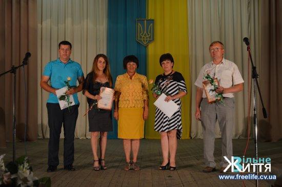 У Кіцмані відбулись урочистості з нагоди Дня Конституції України та 100-річчя держслужби