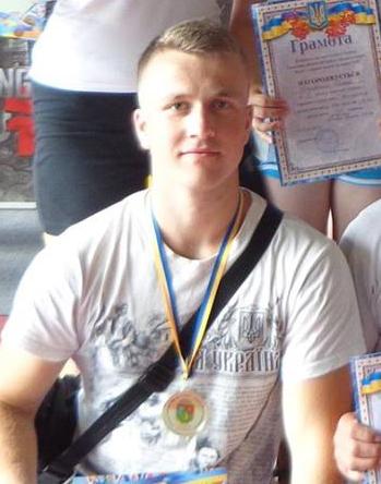 Сергій Петришин з Ошихлібів Срібний призер Всеукраїнських змагань