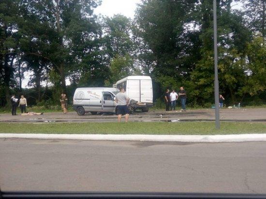 Водій задрімав: подробиці смертельної ДТП з маршрутним автобусом