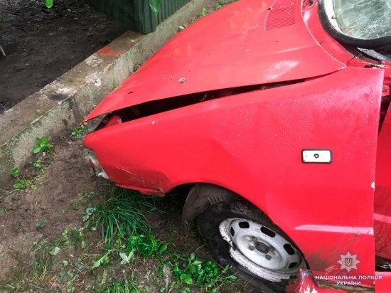 Кіцманські поліціянти встановили викрадача авто
