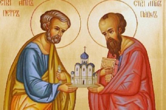 Сьогодні день апостолів Петра і Павла, у Кіцмані — храмове свято