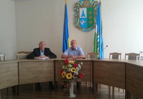 Відбулось засідання оргкомітету Кіцманської РДА з підготовки та відзначення 27-ї річниці незалежності України