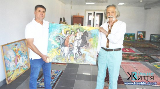 «Мистецький епіцентр» створюють у «Буковинській Трої»