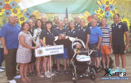 Сільські голови з Кіцманщини успішно виступили на всеукраїнському рівні