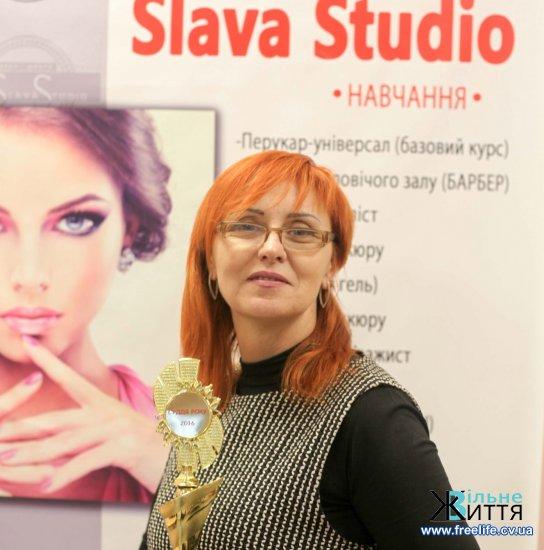 Ярослава Малинська: Перукар має покращити зовнішність і настрій клієнта
