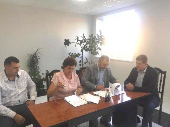 Мамаївській ОТГ передано у власніть 168 гектарів землі за межами населених пунктів