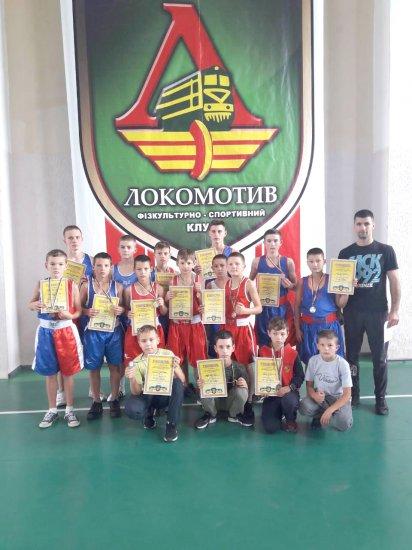 Перемоги в обласному турнірі боксерів МСК «Кіцмань»