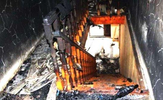 Після пожежі у Ставчанах сім'я потребує допомоги