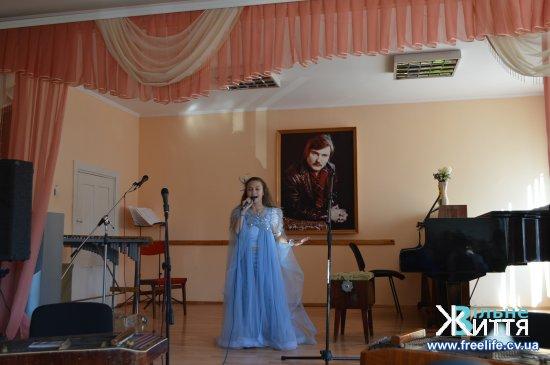 У Кіцманській музичній школі відбувся концерт з нагоди Дня музики та Дня вчителя