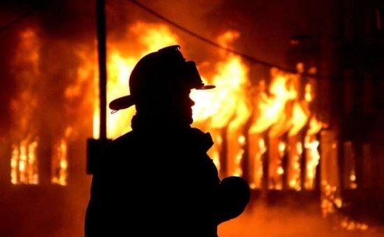 Під час пожежі в Кіцмані загинув літній чоловік